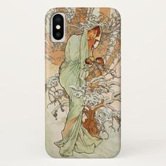 Winter IPhone X Case