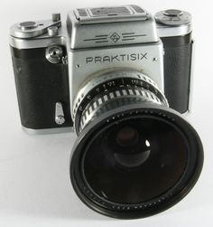 Praktisix Beauty Camera, Best Dslr, Classic Camera, Retro Camera, Poster Ads, Lomography, Zeiss, Vintage Cameras, Photography Camera