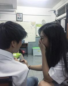 Ulzzang Kids, Ulzzang Couple, Cute Relationship Goals, Cute Relationships, Dear Nathan, Overlays Tumblr, Boy Celebrities, Anime Films, Aesthetic Girl