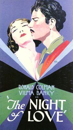 The Night of Love, 1927