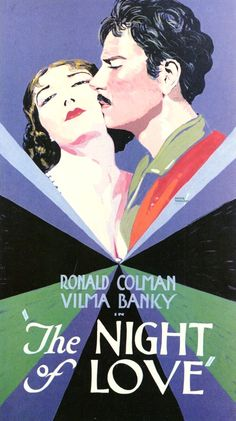The Night of Love, 1927