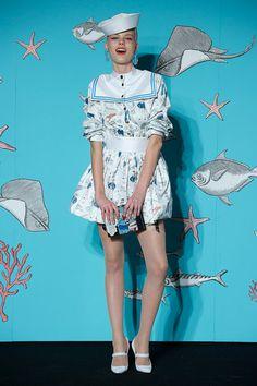 [No.4/26] OLYMPIA LE-TAN 2014春夏コレクション | Fashionsnap.com