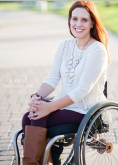 The Wheelchair Mommy - paraplegic wife and mommy blog