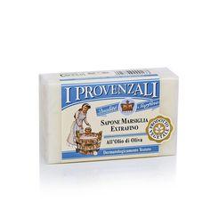 Extrajemne marseillske mydlo s olivovym olejem - MARSIGLIA. Cena: 120 Kc. Nakupujte na www.almara-shop.cz.