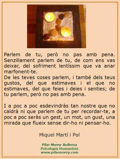 """Miquel Martí i Pol - """"Parlem de tu"""""""