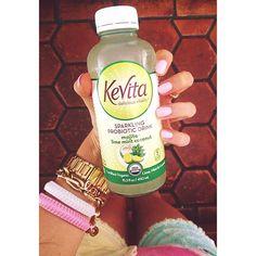 .@Meghan Rosette | Finally got my hands on the @KeVita mojita flavor