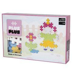 Plus-Plus Midi 50 Pastel | edukacnehracky.sk Denmark, Safari, Hello Kitty, How To Make