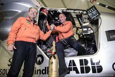 Solar Impulse 2 landed in China  , - ,   Solar Impulse 2 ...