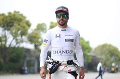 Coming to America: McLaren-Honda driver Fernando Alonso to race in the Indianapolis 500
