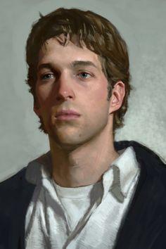 Jamin LeFave, male portrait