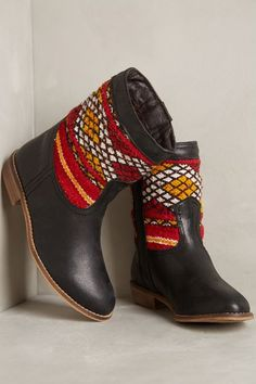 Howsty VKB Original Booties - anthropologie.com