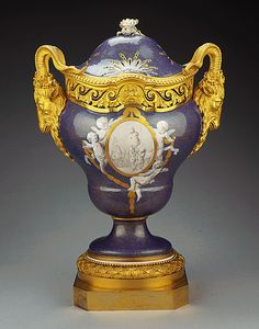 Sevres Antique Vase~ Southern Folk Artist & Antiques Dealer/Collector: These are a few of my favorite things part 1