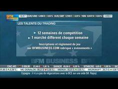 Suivez-moi dans le concours Les Talents Du Trading - BFM Business/Saxo Banque!   Aussi sur Twitter: http://twitter.com/LiveJulie  #talentsdutrading