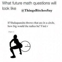 Future math questions..