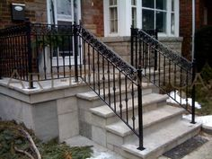 Those railings are better than wood any day!
