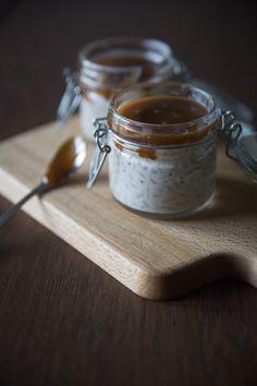 Riz au lait caramel beurre salé Les Bichettes
