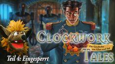 CLOCKWORK TALES Glass und Ink ♥ Teil 4: Eingesperrt ♥ Wimmelbild mit Han...