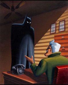 Bruce Timm, Batgirl, Catwoman, Marvel, Superman The Animated Series, Batman Artwork, Batman Poster, Batman Wallpaper, Batman Tattoo