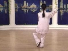 tai chi 24 forms posterior view (quite helpful in my opinion, if you want to follow or practice everyday, after u have learnt the forms of Tai Chi )