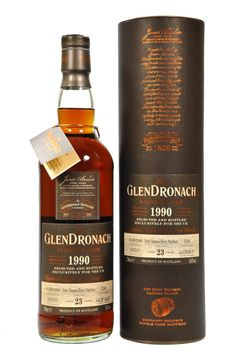 Glendronach 1990-2013 | 23 Year Old | UK Exclusive Single Cask 1240 #whisky #whiskey
