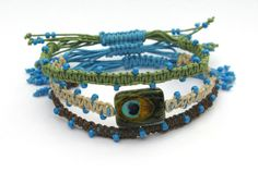 Just listed! Stackable hemp bracelets! Proceeds go to charity!!