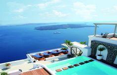 Iconic Santorini, a boutique cave hotel, Imerovigli Santorini Luxury Hotels Romantic Caldera Views Greece