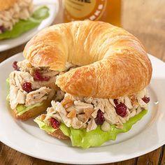 Roasted Apple Chicken Salad