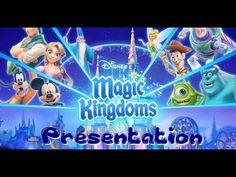 Disney magic kingdoms (présentation)