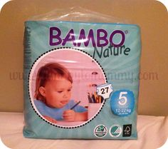 Bambo Nature Disposable Diapers Review