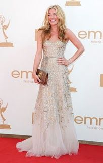 Another gorgeous Emmy gown