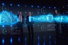 A new TV show on CBS, called 'CSI: Cyber,' features a team of cyber analysts.