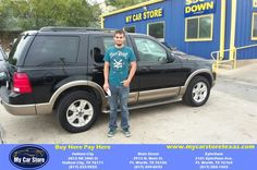 Congratulations Paul on your #Ford #Explorer from Lee Martinez at My Car Store Buy Here Pay Here!  https://deliverymaxx.com/DealerReviews.aspx?DealerCode=YOGM  #MyCarStoreBuyHerePayHere