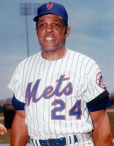 Willie Mays - New York Mets