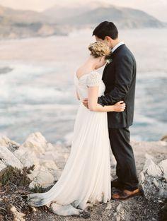 Romantic Big Sur Elopement | Wedding Sparrow | Erich McVey Photography