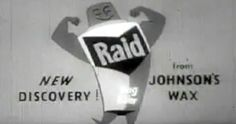The very first Raid TV ads
