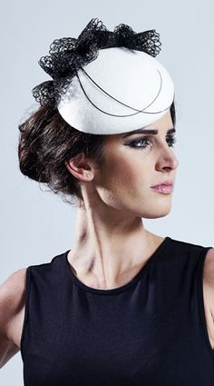 Rosie Olivia Millinery, A/W 2013. #passion4hats
