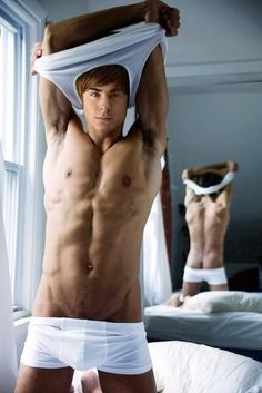 Ummmmmm...... Yes please!!!! Zac Efron