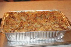 Thanksgiving casserole