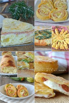 Salty Cake, Italy Food, No Salt Recipes, Light Recipes, Cooking Time, Italian Dinner Recipes, Pasta Sfoglia, Party Finger Foods, Appetizers