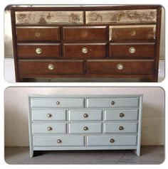 Upcycled Furniture Diy Ideas Repurposed Ideas For 2019 Red Painted Furniture, Vintage Bedroom Furniture, Repurposed Furniture, Living Room Furniture, Repurposed Items, Furniture Makeover, Home Furniture, Furniture Refinishing, Glazing Furniture