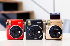 Instant Gratification: The 11 Best Instant Print Cameras — Annual Guide 2016