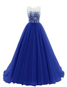 Dresstells Women's Long Tulle Ball Gowns Wedding Dress Ev... https://www.amazon.co.uk/dp/B00R7IHFM4/ref=cm_sw_r_pi_dp_x_WAjbyb5XA6WFJ