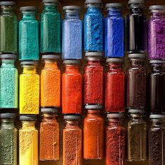 Pioneer Works Class - Introduction to Pigment: The Alchemy of Light - April 2015 – Pioneer Works