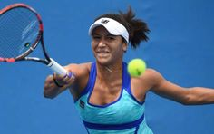 """Britain's top-ranked women's tennis player, Heather Watson, broke the """"last taboo"""" for women in sports — by mentioning her period."""