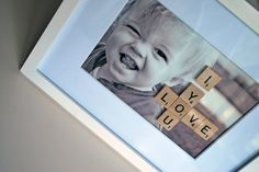9 grandparent gifts YOU can make ...love this idea!  #babycenterblog