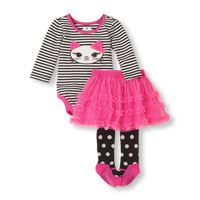 Newborn Clothes   Infant Clothing   Girls   The Children's Place