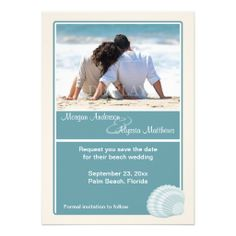 Beach Wedding Save the Date Announcement How toplease follow the link to see fully reviews...