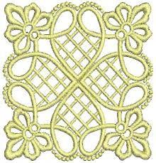 Resultado de imagem para bordados en formato pes gratis Embroidery Software, Machine Embroidery Designs, Cutwork Embroidery, Cut Work, Bargello, Janome, Needlework, Mandala, Lily