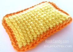 Ravelry: Nubby Scrubby by Hook Candy