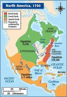 Resultado de imagen para alternate history map new-france Canadian History, Native American History, History Facts, World History, Family History, Facts About North America, Colonial America, Alternate History, Family Genealogy